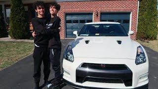 I BOUGHT MY TWIN HIS DREAM CAR (EMOTIONAL)