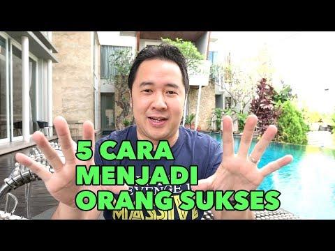 5 Cara Menjadi Orang Sukses | DennySantosoTV EP57