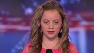 Chloe Channell -  All American Girl - America's Got Talent