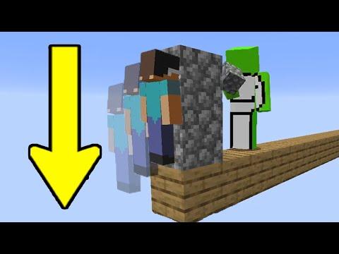 200IQ vs 10IQ Minecraft Plays 2