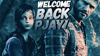 Welcome Back PJAY! We Missed You...