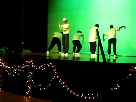 No Mercy hip hop dance crew at the Indian Cultural Night 08