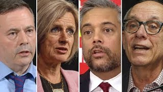 Alberta Votes: Leaders debate special coverage