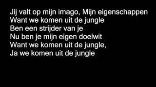 Broederliefde - jungle
