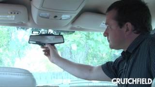 onstar fmv wiring diagram onstar fmv rear view mirror review crutchfield video
