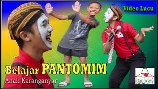 Video Lucu ✰ ANAK BELAJAR PANTOMIM ✰ Istana Dongeng Nusantara