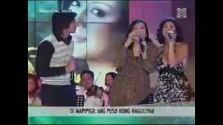 Tuwing Umuulan - Regine Velasquez, Piolo Pascual, Sharon Cuneta
