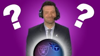 QB turned Psychic? Tony Romo Predicts Future
