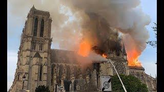 Se Incendia La Catedral De Notre Dame | A24.com En VIVO