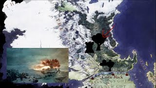 Wildlings and the Real North Beyond the Wall | Locations, Tribes, History,  Kings