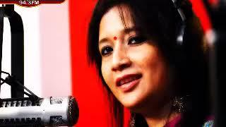 RJ Megha Show Promo in Radio Gup Shup 94 3 FM