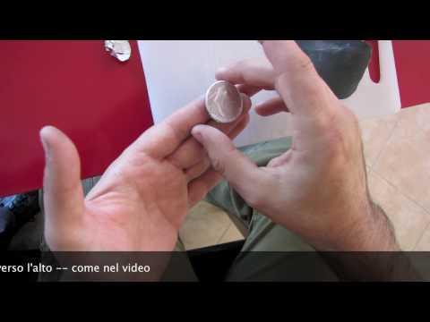 Magia Moneta Vaporizzata tutorial