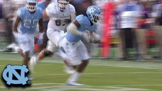 UNC LB Jonathan Smith Scoops-And-Scores First Tar Heels Defensive TD