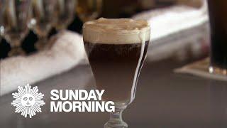 A toast to Irish coffee