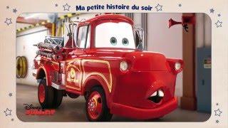 Ma petite histoire du soir - Cars : Au secours Martin !
