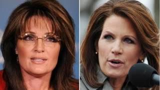 Bachmann Ripping Off Sarah Palin?