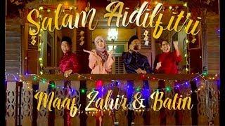 Sufi Rashid, Ara Johari, Usop & Masya Masyitah - Sempurna Seadanya [Official Music Video]
