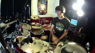 Rage Valley - Drum Cover - Knife Party