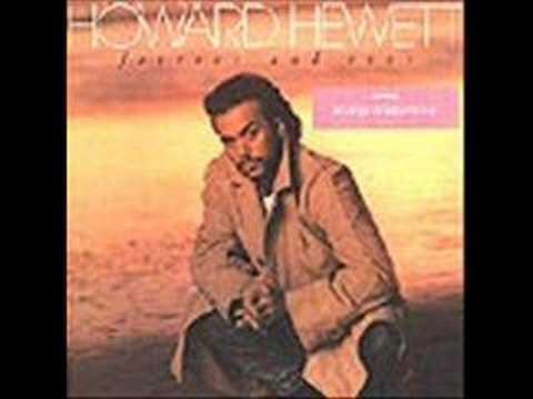 Howard Hewett Once Twice Three Times