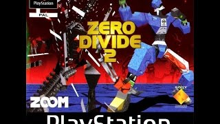 Zero Divide 2 The Secret Wish PS1 720P HD Playthrough with ZERO