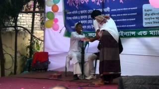 bangla natok...narir jagoron by college students of cfm,savar,dhaka