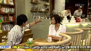 مسلسل كوري coffee house ح13