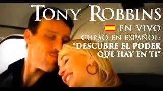 Tony Robbins en español - Unleash the Power Within Firewalking UPW