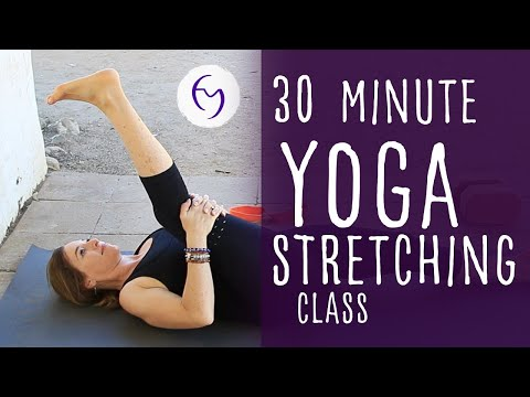 Yoga Total Body Stretch with Fightmaster Yoga