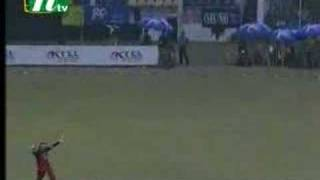 AKTEL Bangladesh vs Zimbabwe Series 2006-3rd ODI BTV Report