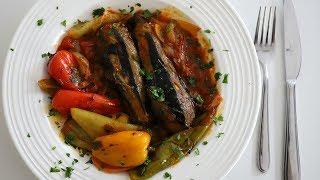 Smbukov Aylazan Recipe - Armenian Cuisine - Eggplant Aylazan - Heghineh Cooking Show