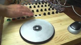 Extra Classic - Midi Controller Project (Jog Wheel Test)