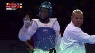 [Male -80kg FINAL] London 2017 World Taekwondo Grand-Prix