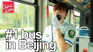 The #1 Bus in Beijing   China Icons