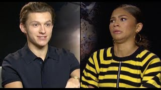 Tom Holland & Zendaya Reveal All Their Secrets In The