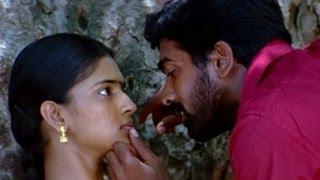 Vijay Sethupathi kisses Vasundhra - Thenmerku Paruva Kaatru