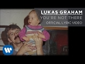 Download Lagu Lukas Graham - You're Not There [LYRIC VIDEO]