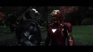 Iron Man-2 (2010) Telugu Dubbed Movie Climax 4/6