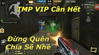 CF Mobile/CF Legends : Steyr TMP Ares Cân Hết - tiến zombie v4