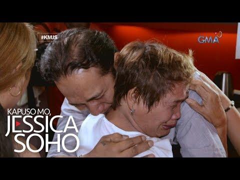 Kapuso Mo, Jessica Soho: Ang resulta ng DNA test ni Ryan Mendoza at ng kanyang tunay na ina