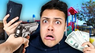 I JUST GOT ROBBED!!! WHAT SHOULD I DO !?! 👮 (911 Operator)