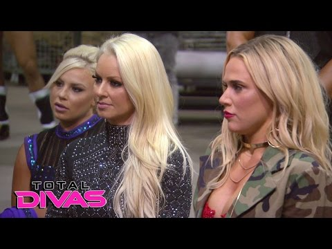 Xxx Mp4 Lana Gets An Unwelcome Surprise During The WWE Brand Extension Draft Total Divas April 5 2017 3gp Sex
