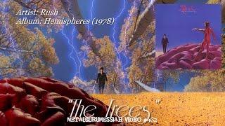 The Trees - Rush (1978) Audio Fidelity SACD FLAC Remaster HD 1080p Video ~MetalGuruMessiah~