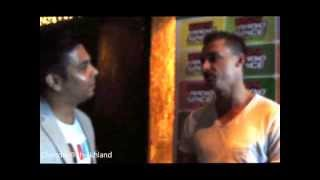 Interview With Dale Steyn - IPL Dubai - Launch Of Patiala Sports Lounge