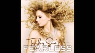 Shouldve Said No  Taylor Swift Audio