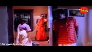 Meleparambil Aanveedu Malayalam Movie Comedy Scene  Jayaram Shobana and Meena