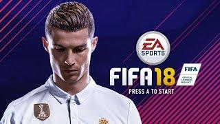 الإعلان الرسمي للعبة فيفا 18 😱  لقطات من داخل اللعبة  !!  | FIFA 18