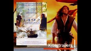 1492 La Conquista del Paraiso Trailer