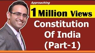 Constitution of India (Part-1) What is Constitution?