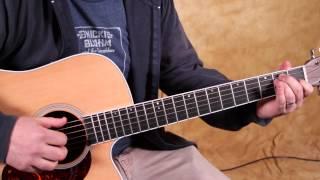 Beginner Fingerstyle Guitar Lesson   Basic Finger Picking Guitar Lessons