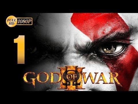 God of War 3 Walkthrough Parte 1 Intro/Prologo | Español Gameplay PS3 HD 1080p